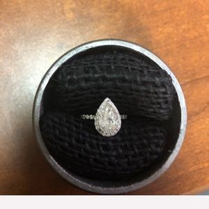 Jewelry - Diamond ring for my twin across the states